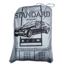Тент авто седан Polyester M 432*165*120 <STANDARD>
