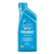 Масло моторное полусинтетическое Aral BlueTronic 10W-40, 1 л, ARAL, 14F736