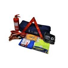 Автомобильный набор техпомощи  AVTM (синий)