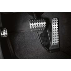 Накладки на педали Mercedes-Benz A0002900501, АКПП (3шт)