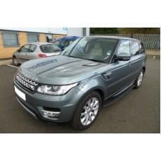 Пороги боковые Range Rover 2013