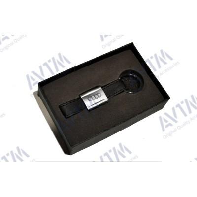 Брелок для ключей AUDI (кожа) - KCH00198