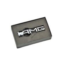 Брелок для ключей MERCEDES AMG (Premium, большой)
