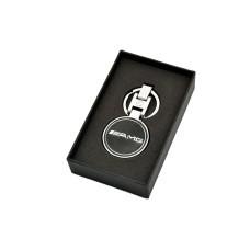 Брелок для ключей MERCEDES AMG (Premium, черный)