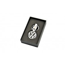 Брелок для ключей VOLKWAGEN (Premium, черный)