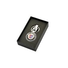 Брелок для ключей BMW ALPINA (Premium, черный)