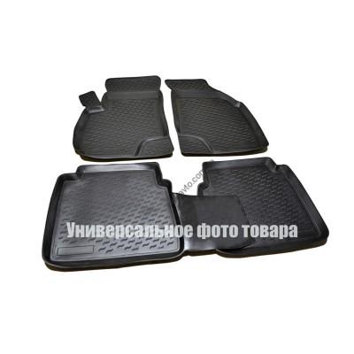 Коврики в салон для BMW 5-series 2010-, кт 4шт pp-102 - PP-102
