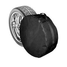 Чехол запасного колеса  R16-20 (76см*25см) XL, черный