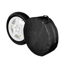 Чехол запасного колеса  R15 докатка (60см*14,5см), черный