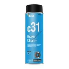 Очиститель BIZOL Brake Clean+ C31 для тормозной системы B80002 0,5л