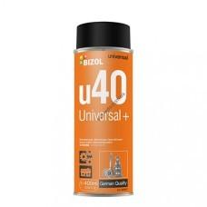 Многофункциональный аэрозоль - BIZOL Universal+ u40 0,4л