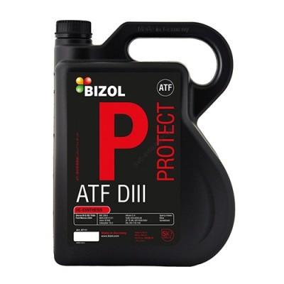 Масло трансмиссионное - BIZOL Protect ATF DIII 5л - B87111
