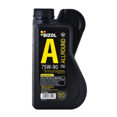 Масло трансмиссионное - BIZOL Allround Gear Oil TDL 75W90 1л - B87220
