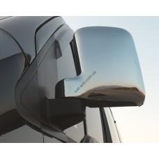 Ford Connect (2002-2012) Накладки на зеркала (пластик) 2шт