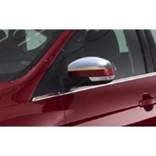Ford Focus 2/3 (2008-/2011-)/Mondeo (2007-2014) Накладки на зеркала 2шт
