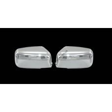 Suzuki Grand Vitara 2005- Накладки на зеркала (пластик) 2шт