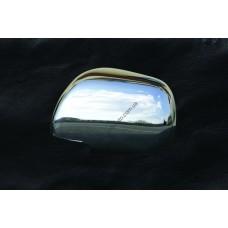 Toyota Camry 40 2006-2011 Накладки на зеркала (пластик) 2шт