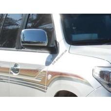 Toyota Land Cruiser 200 2007-2012 Накладки на зеркала 2шт