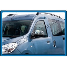 Dacia/Renault Dokker/Lodgy/Duster/Nissan Micra (2010-) Накладки на зеркала 2шт