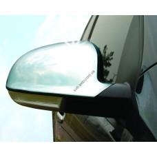 Volkswagen Passat B5 (03-05)/Sharan (04-10)/Golf V (03-08)/Jetta (05-10)/EOS (06-) Накладки на зерка