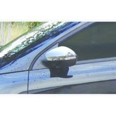 Volkswagen Polo 2009- Накладки на зеркала 2шт
