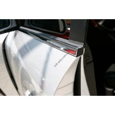 Skoda Octavia A5 2004-2013 Молдинги стекол нижние 4шт
