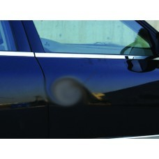 Volkswagen Jetta 2005-2011 Молдинги стекол нижние 4шт