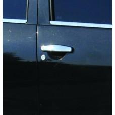 Dacia/Renault Duster (2010-)/Sandero (08-13)/Lodgy (12-)/Clio/Symbol (08-12) Накладки на ручки 4шт
