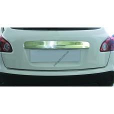 Nissan Qashqai (2007-2013) Планка над номером с кнопкой