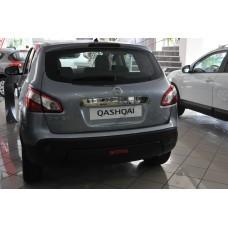 Nissan Qashqai (2006-2014) Планка над номером без кнопки