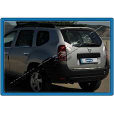 Dacia/Renault Duster (2010-) Кромка багажника