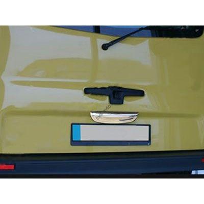 Renault Trafic 2001-2014 Планка над номером нижняя с лого - 6453149