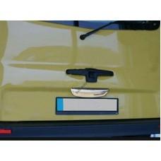 Opel Vivaro/Renault Trafic/Nissan Primastar 2001-2014 Планка над номером нижняя