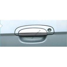 Hyundai Getz (2002-2009) Накладки на ручки 4шт