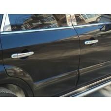 Hyundai Tucson (2004-2012) Накладки на ручки 4шт