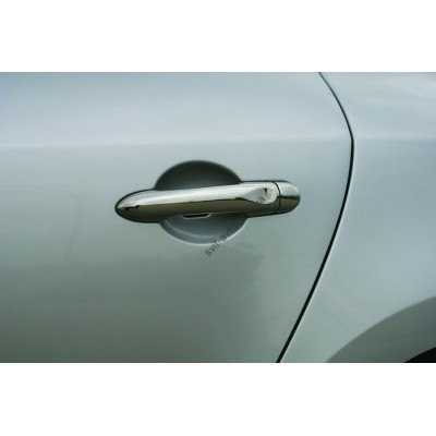 Renault Megane III/Scenic III /Fluence 2009- Накладки на ручки с чипом 8шт - 6458238