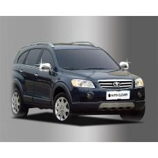 Chevrolet Captiva/Opel Antara (2006-) Накладки на зеркала с повторителем 2шт
