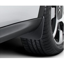 Брызговики передние для Citroen C4 Cactus 2014- оригинальные комплект 2шт 1610191480