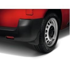 Брызговики задние для Peugeot TravellerExpert IVCitroen SpacetourerJumpy IV 2017- оригинал 2шт 16134