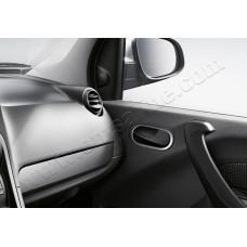 Mercedes Citan (2013-) Окантовка на внутренние дверные ручки 2шт
