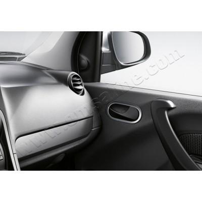 Mercedes Citan (2013-) Окантовка на внутренние дверные ручки 2шт - 4726046