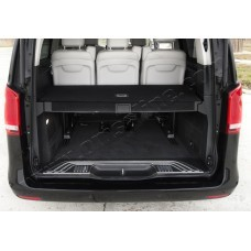 Mercedes Vito W447 (2014-) Накладка на порог багажника