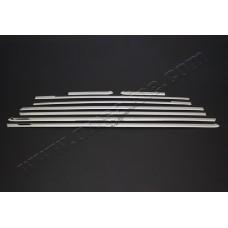 Mercedes Vito W447 (2014-) Молдинги стекол длинн база 8шт
