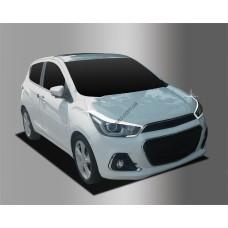 Hyundai Elantra (2015-) Нижний молдинг стекла 4шт