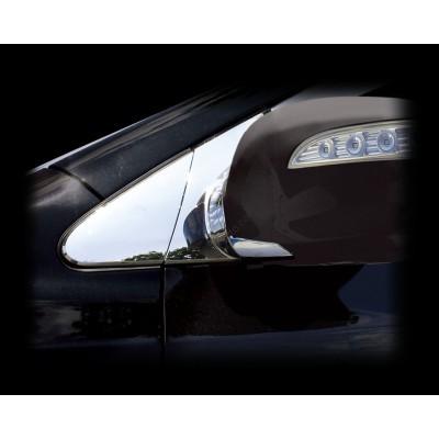Hyundai ix35 (2008-) Накладки на уголок под зеркало 8шт - AC B425