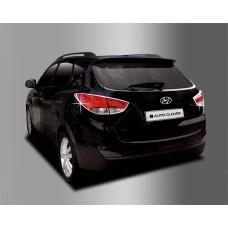Hyundai ix35 (2008-) Накладки на стопы 4шт