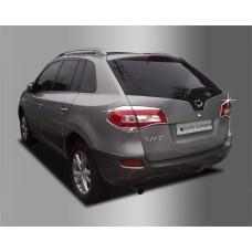 Renault Koleos 2008-2015 Накладки на стопы 4шт