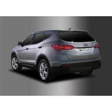 Hyundai Santa Fe (2012-) Окантовка заднего стекла нижняя