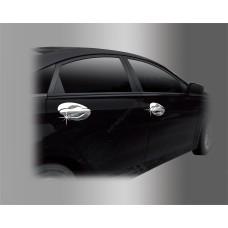 Hyundai Sonata (2009-2015) Накладки под ручки 8шт