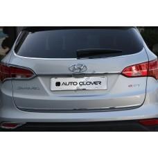 Hyundai Santa Fe (2012-) Накладки на багажник 2шт